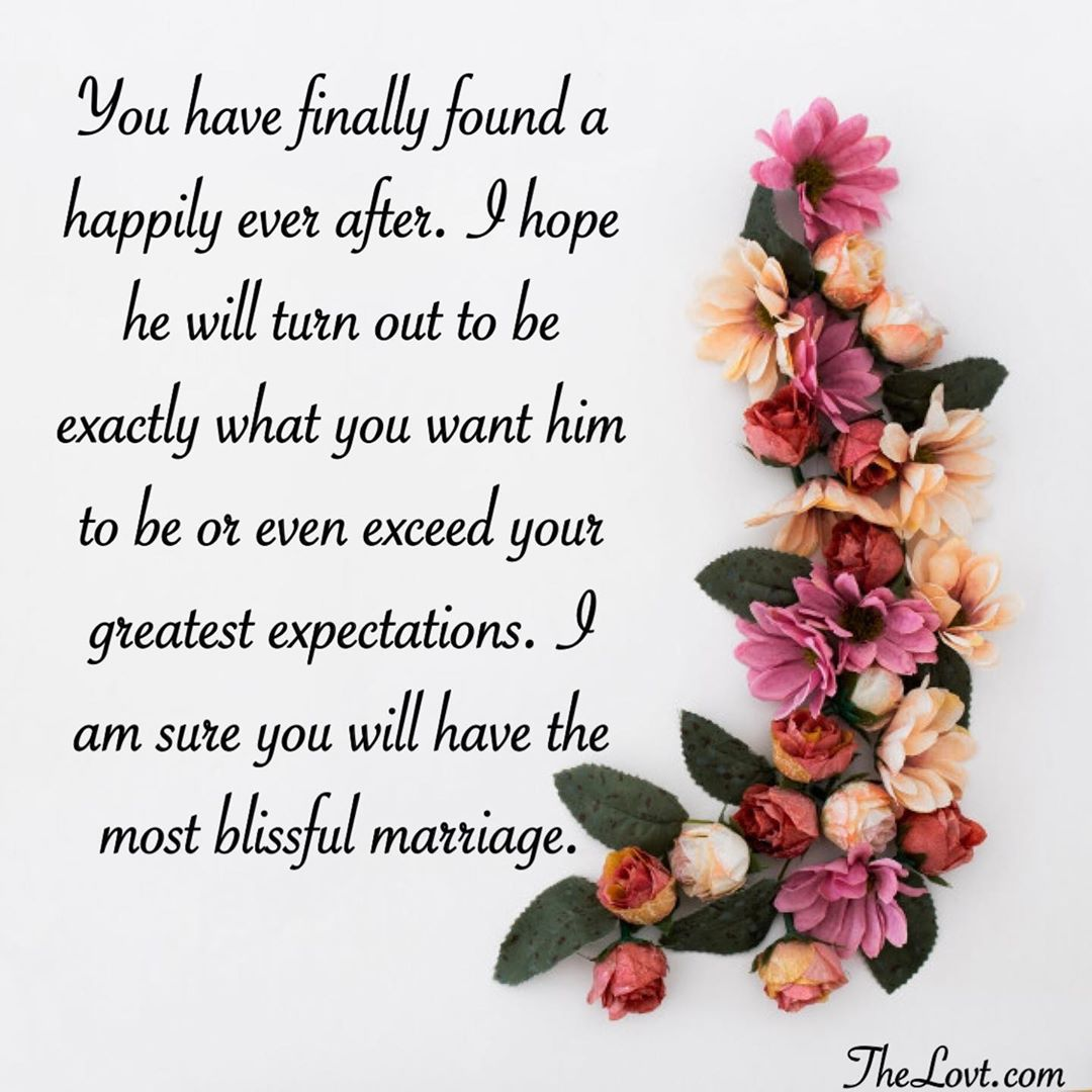 Emotional Wedding Wishes For Sister