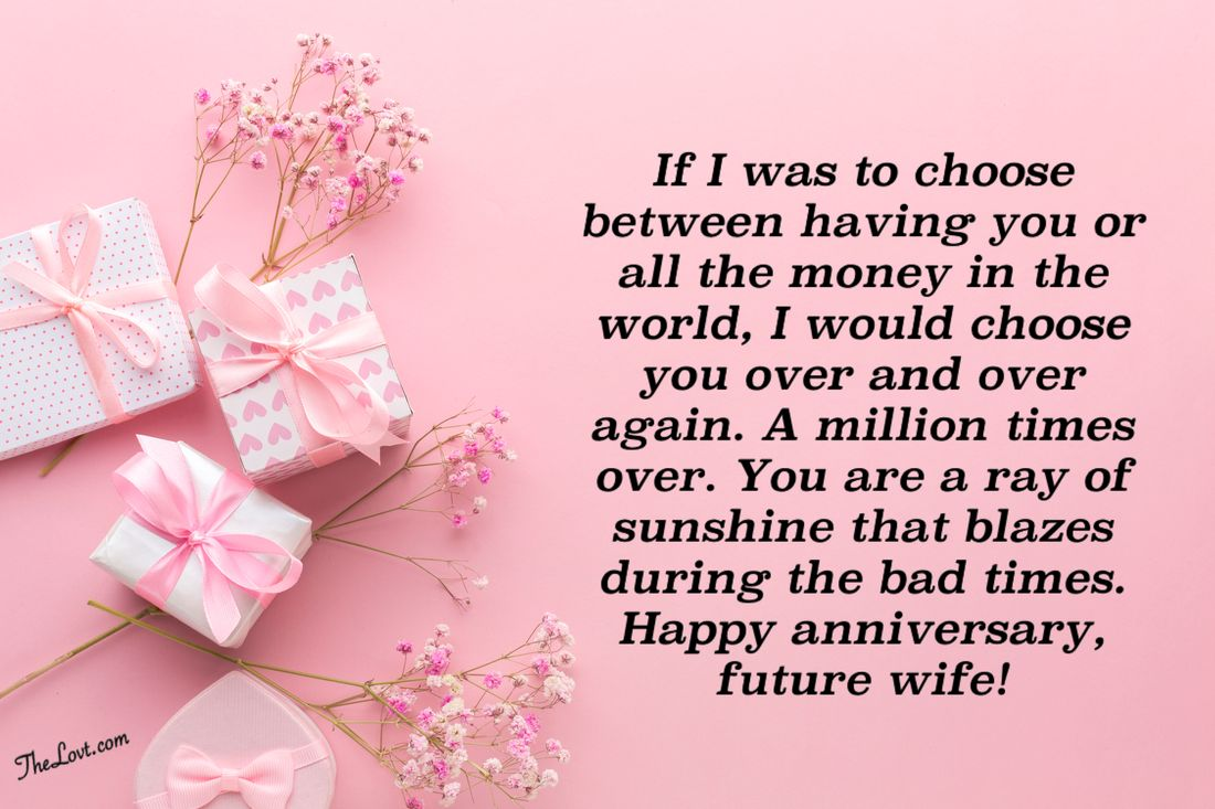 Heart Touching Anniversary Messages For Girlfriend