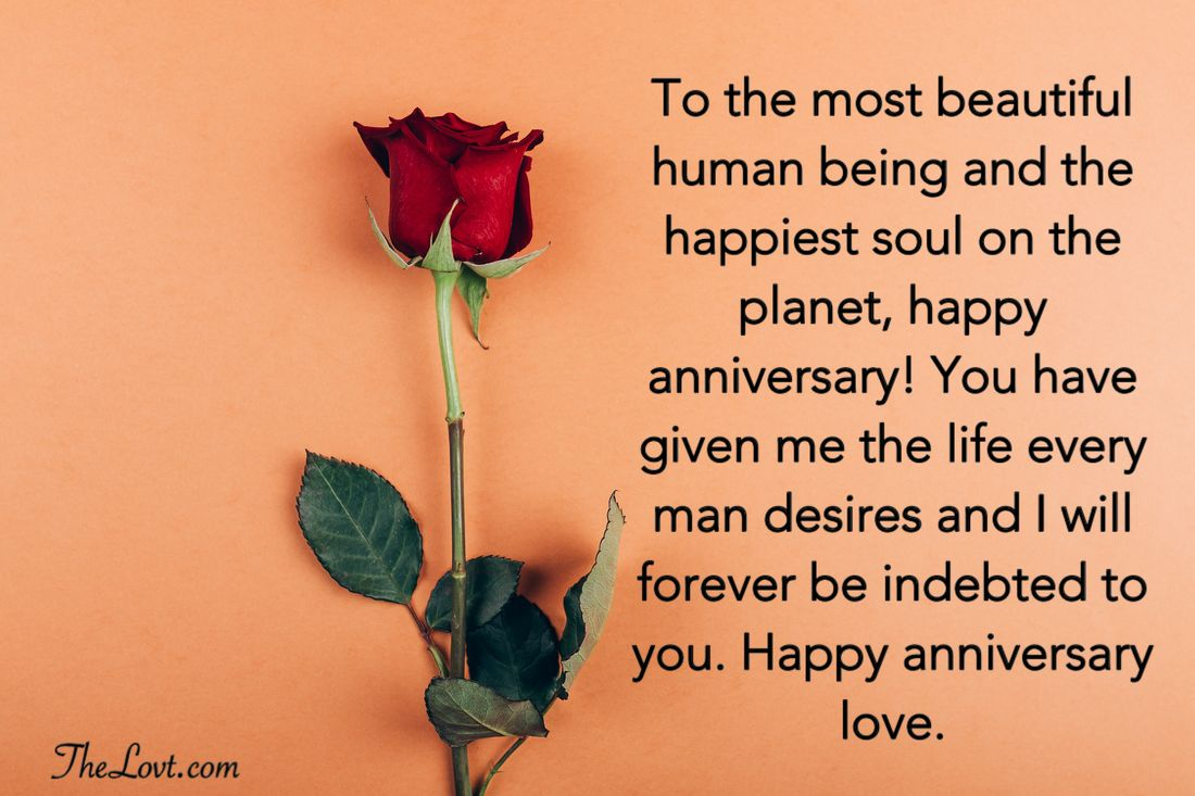 Romantic Anniversary Messages For Girlfriend