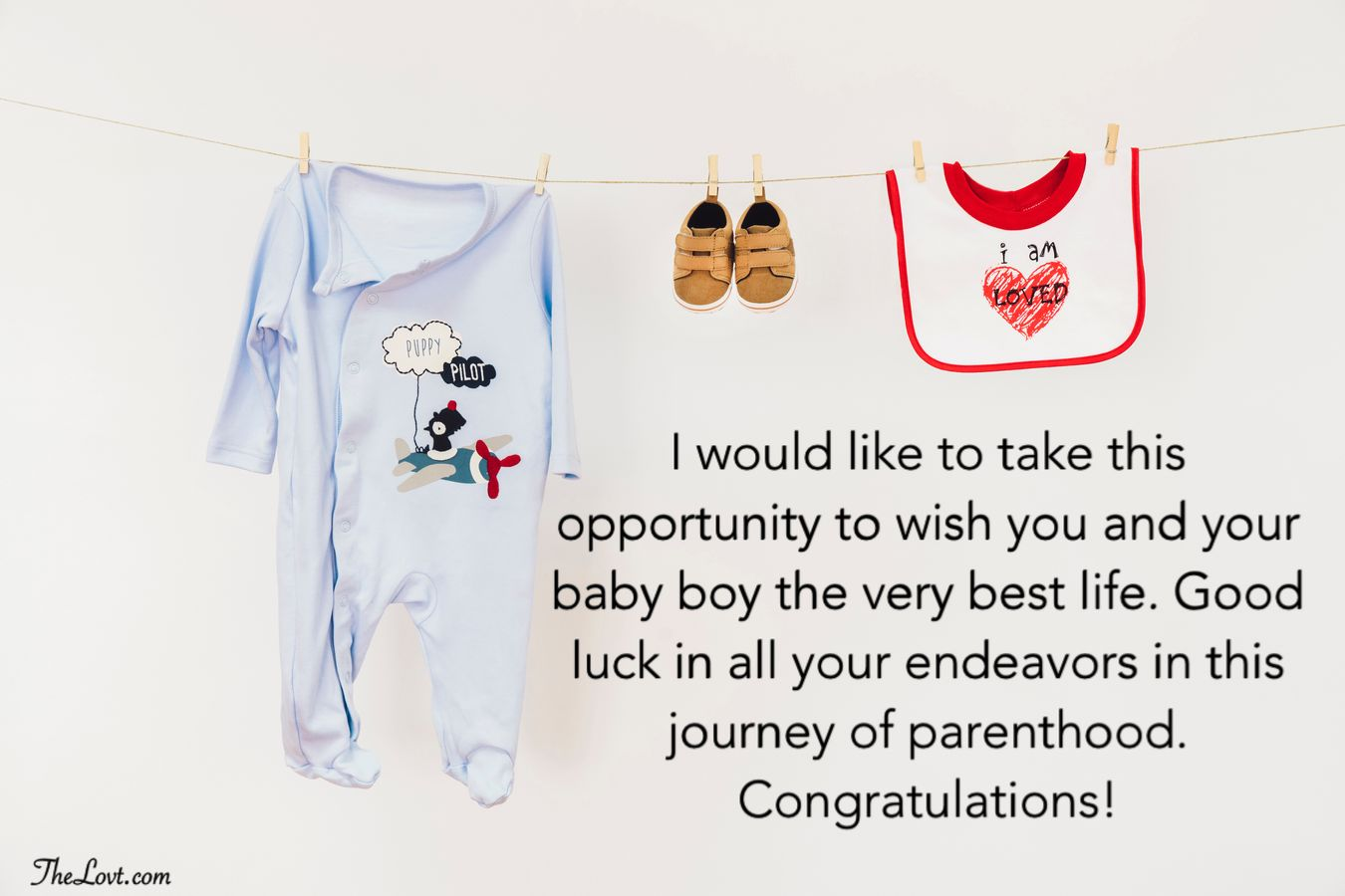 Congratulation Wishes For New Born Baby Boy